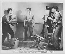DINO original 1957 publicity movie photo SAL MINEO/FRANK FAYLEN lobby still