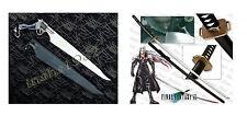 "Final Fantasy VIII Squall's FUNCTIONAL Gunblade + Masamune Sephiroth's Sword 68"""