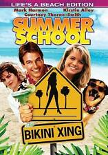 SUMMER SCHOOL (DVD, 2013) NEW