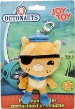 Joy Toy 233913 10 cm Octonauts Kwasi Plush Keychain on Backer Card