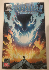 GODZILLA RULERS OF EARTH #13 RETAILER 1:10 INCENTIVE VARIANT IDW NM
