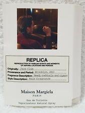 Maison Margiela REPLICA JAZZ CLUB Eau De Toilette Men Sample .04 oz/1.2mL New
