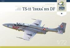 PZL TS-11 ISKRA BIS DF TRAINER/ATTACK JET (POLISH AF MKGS)#70004 1/72 ARMA HOBBY