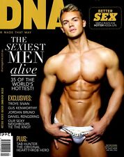 DNA Magazine #224 gay men Neighbours Sexiest Men Alive SERGEY BOYTCOV