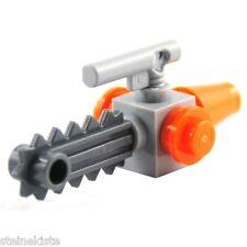 LEGO® City Kettensäge Säge Zubehör für Figur chainsaw NEU