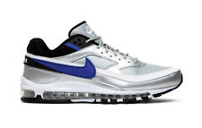 NIKE AIR MAX 97 BW MTLC SILVER PERS.VIOLET SCARPE RUNNING UOMO DONNA(AO2406-002)