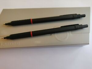 Rotring Rapid Pro , Kugelschreiber und Bleistift, Schwarz, Neu