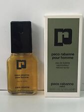 Paco Rabanne Pour Homme EDT 50ml Spray OLD FORMULA New & Rare