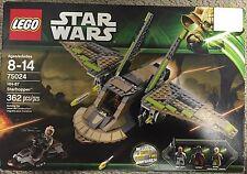 LEGO Star Wars Set #75024 Clone Wars HH-87 Starhopper (Cad Bane) - New