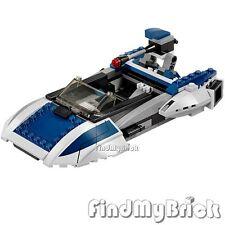 Lego Star Wars Mandalorian Speeder Only (No Minifigure No Box) form 75022 NEW