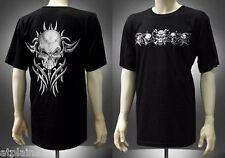 T-Shirt MC SKULL - Taille XL - Style BIKER HARLEY