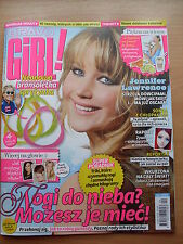 Bravo Girl 4/2013 JENNIFER LAWRENCE,Nicholas Hoult,Vampire Diaries,One Direction
