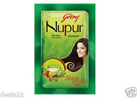 SMALL 30g Godrej NUPUR HENNA  9 HERBS  Color Conditioning Hair Loss USA SELLER
