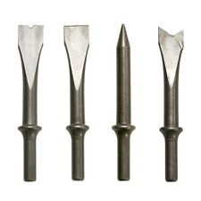 4pc AIR CHISEL SET FITS CRAFTSMAN AIR HAMMERS WELD BUSTER TAPERED PUNCH RIPPING