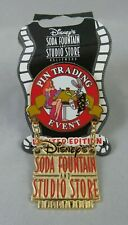 Disney Dsf Dssh Pin - Pin Trading Event - Jessica and Roger Rabbit - Logo