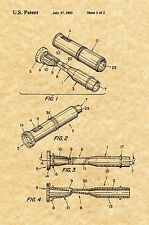 Patent Print - Duck Dynasty Duck Call Phil Robertson - 3 Prints - Ready To Frame