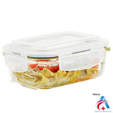 Tala Borosilicate Glass storage Food Container With Vented lid-Different Size