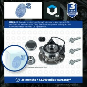 Wheel Bearing Kit fits OPEL VECTRA C Front Left or Right 02 to 09 ADL 093171495