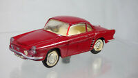 Vintage Corgi Toys No 222 Red Renault Floride French Classic Car Diecast Toy