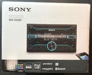 Sony Bluetooth Audio System [ Model WX920BT ] NEW