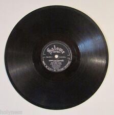 TRIO SAN JOSE / LAMENTO PUERTORRIQUEÑO /  ESA PUERTORRIQUEÑA / 78 RPM  RECORD