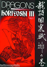 100 DRAGONS Japanese Tattoo Master Horiyoshi III Reference Digita JPG File on CD