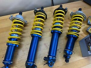 AFCO Coil OverShocks for Miata, by FlyinMiata - rebuilt and ready to go