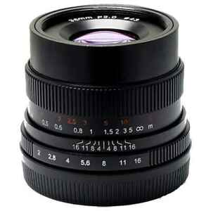 7ARTISAN Lens & 35mm f2.0 For sony E-Mount