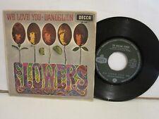 The Rolling Stones - We Love You / Dandelion - Single - 1967 - Spain - VG/VG