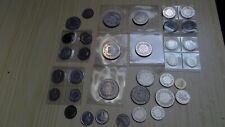 Schweizer Franken 5 2 1 0,20  0,10  0,05 Münzen  Nennwert 37,60 Franken Sammlung