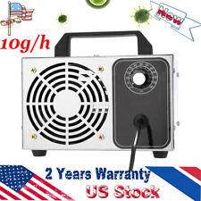 Ozone Generator Air Purifier 10000mgh Commercial Home Car Deodorizer