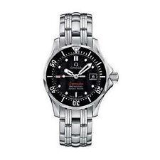 Seamaster Armbanduhren mit Edelstahl Omega für Damen