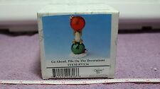 """CHARMING TAILS  """"GO AHEAD, PILE ON THE DECORATIONS """" LE, (DEAN GRIFF) NIB"""