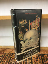 CUT-THROAT KOMMANDOS VHS AKA The Cut-throats EXPLOITATION VEC VIDEO