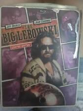 The Big Lebowski (Steelbook) (Blu-ray/DVD) **PLEASE SEE PHOTOS** FAST FREE SHIP!