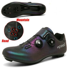 Professional Luminous Bicycle Shoes Road Cycling Sneakers Men Self-Locking Shoes