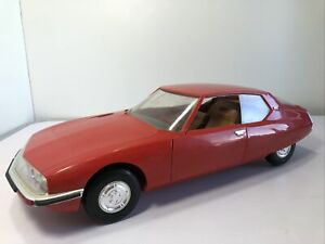 """CITROEN Rare Made In France Jouets Mont Blanc 16"""" / 42cm Large Collectible Car"""