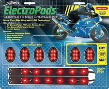 Electropods Lightpod/Strip Kit Street FX Orange/Chrome 1042463