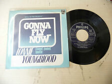 """LONNIE YOUNGBLOOD""""GONNA FLY NOW-disco 45 giri PHILPS It 1977""""OST-"""