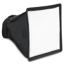 "Mini 6""x7"" Softbox Foldable Light Diffuser Cover for Photo Video Studio Shooting"