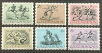 Luxembourg. Olympic Games Helsinki. SG553/58. 1952. MNH. CV £88. (S128)