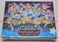 Love Live Sunshine Aqours First LoveLive Step ZERO to ONE Blu-ray Memorial BOX