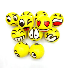 Anti-Stress Ball Emoji Stress Balls Face Toy Emoji Ball for Adults and Children