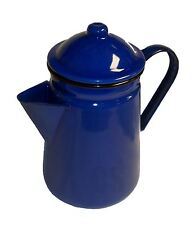 Falcon Enamel 13cm Coffee Pot - Blue