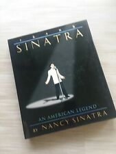 Frank Sinatra Book (An American Legend) with CD by Nancy