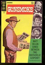 GUNSMOKE #3 FINE- 5.5 1969 GOLD KEY
