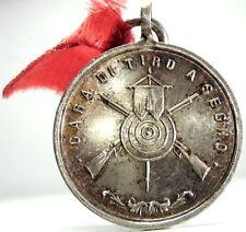 Regno d'italia (Gara di tiro a segno al fucile) Medaglia