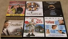 Invention Of Lying, Amateurs, Quiz Show, Pianist, Jerk & Gross Pointe Blank Dvd