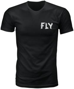 FLY RACING FLY TAPE TEE - BLACK
