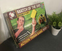 Vintage BBC Match Of The Day Football Action Trivia Board Game New Sealed(B)